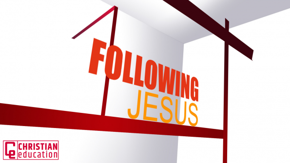 Key Art Main CEP - Following Jesus
