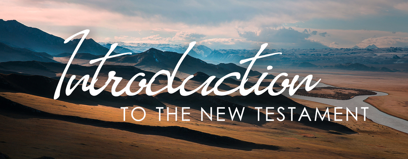 Intro to New Test